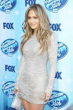 "LOS ANGELES, CA - MAY 21:  Jennifer Lopez arrives at Fox's ""American Idol"" XIII Finale held at Nokia Theatre L.A. Live on May 21, 2014 in Los Angeles, California.  (Photo by Michael Tran/FilmMagic) Photo: Michael Tran, FilmMagic"