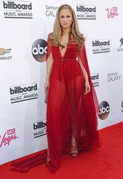 LAS VEGAS, NV - MAY 18:  Actress/singer Jennifer Lopez arrives at the 2014 Billboard Music Awards at the MGM Grand Garden Arena on May 18, 2014 in Las Vegas, Nevada.  (Photo by Axelle/Bauer-Griffin/FilmMagic) Photo: Axelle/Bauer-Griffin, FilmMagic