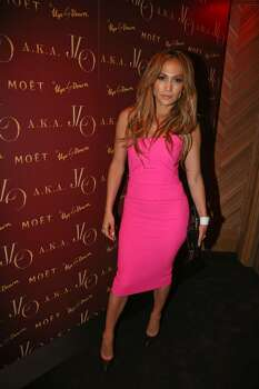 "NEW YORK, NY - JUNE 17:  Jennifer Lopez attends Jennifer Lopez's ""A.K.A."" Album Release Party at Up & Down on June 17, 2014 in New York City.  (Photo by Johnny Nunez/WireImage) Photo: WireImage"