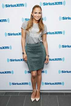 NEW YORK, NY - JUNE 19:  Actress/ singer Jennifer Lopez visits the SiriusXM Studios to participate in SiriusxMs Town Hall series on June 19, 2014 in New York City.  (Photo by Cindy Ord/Getty Images) Photo: Getty Images