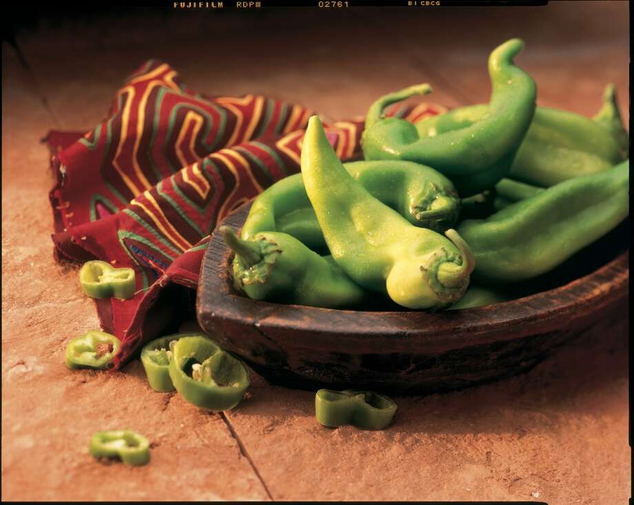 Ooh, and look how appetizing the Hatch green chiles look in this shot. Photo: Courtesy Photo