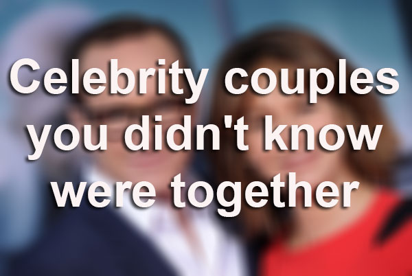 15 Celebrity Couples You Never Knew Were Married - Bustle