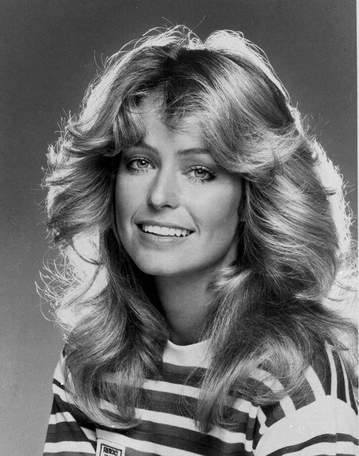 Actress Farrah Fawcett also graced the halls of UT's film school. Photo: AP / ABC