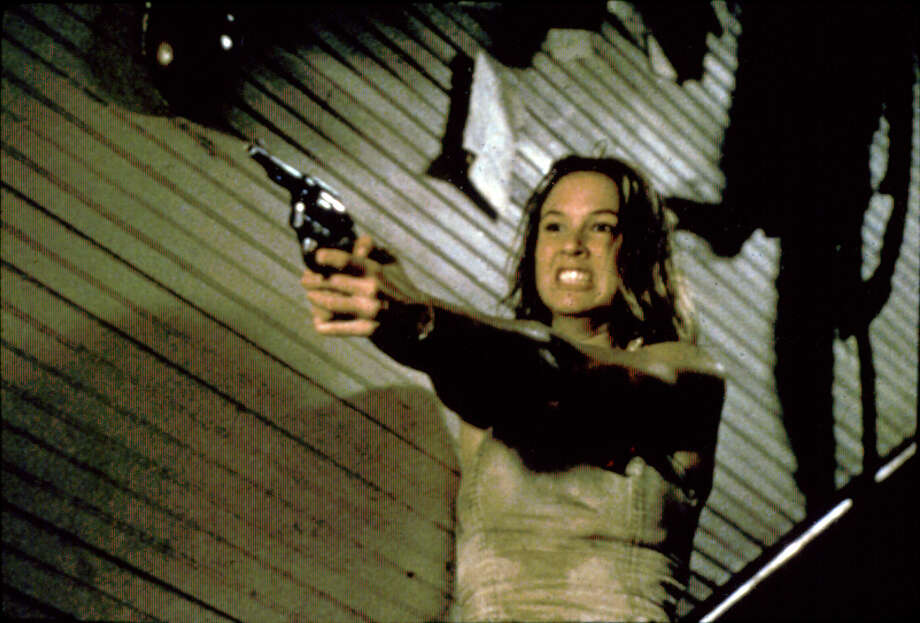 Renee Zellwegerin a scene from 'Texas Chainsaw Massacre: The Next Generation.' Photo: San Antonio Express-News File Photo / HANDOUT