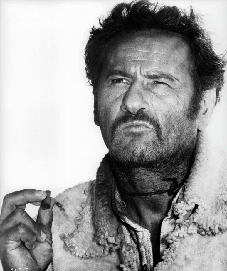 Eli Wallach played the Mexican gunman, Tuco, in Sergio Leone's landmark 'The Good, the Bad and the Ugly.' Photo: Michael Ochs Archives / Getty Images / 2011 Getty Images