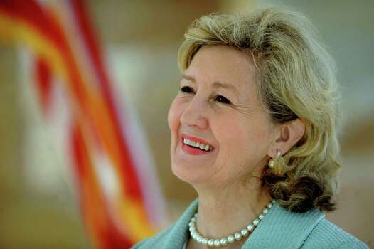 "Kay Bailey Hutchison: Longtime Republican U.S. Senator from Texas was named one of the 30 most powerful women in America by ""Ladies Home Journal"" in 2001. She challenged Rick Perry for the Republican gubernatorial nomination in 2010, and is not seeking re-election to her Senate seat in 2012. Photo: Billy Calzada, San Antonio Express-News / SAN ANTONIO EXPRESS-NEWS"
