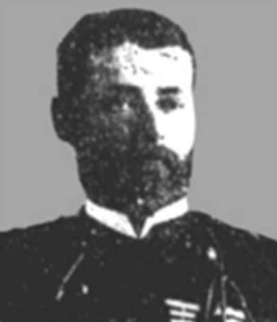 Brigadier General John W. Heard1860-1922Spanish-American WarFirst Lieutenant, 3d U.S. CavalryAt Mouth of Manimani River, west of Bahia Honda, Cuba, 23 July 1898 After 2 men had been shot down by Spaniards while transmitting orders to the engine-room on the Wanderer, the ship having become disabled, this officer took the position held by them and personally transmitted the orders, remaining at his post until the ship was out of danger. Photo: Military Times Hall Of Valor, Wikimedia Commons