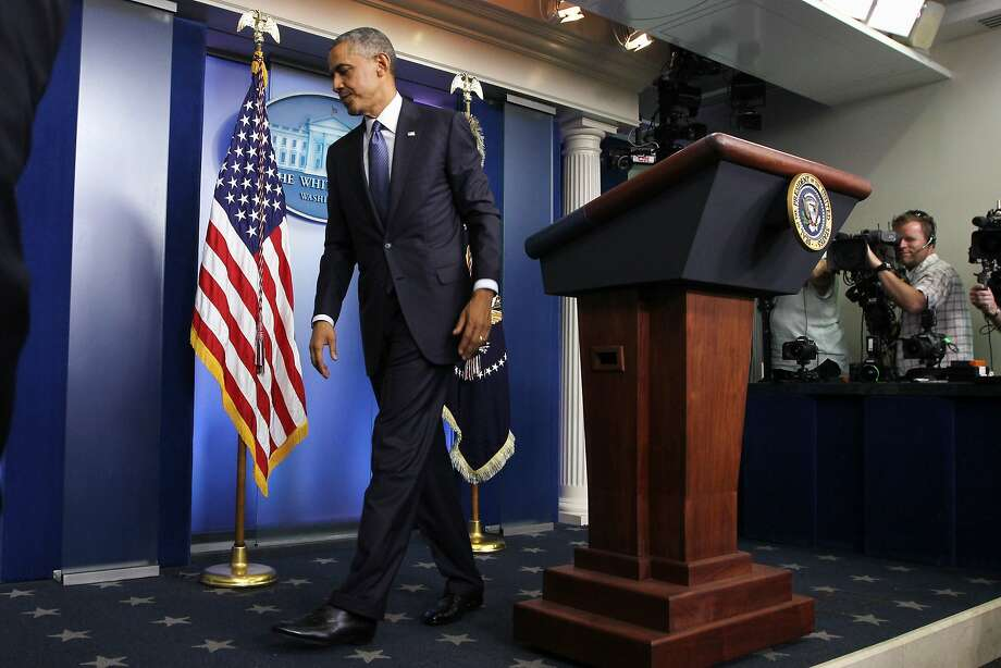 President Obama's blunt comments are a blow to those at the CIA who played some role in the interrogation program. Many of those officials insist that what they did was not torture. Photo: Connor Radnovich, Associated Press