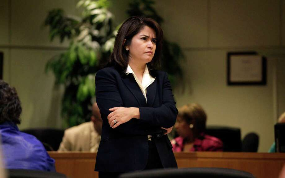 Lourdes Castro Ramirez was named assistant secretary of public and Indian housing on Friday. File photo Bob Owen/rowen@express-news.net Photo: BOB OWEN, SAN ANTONIO EXPRESS-NEWS / rowen@express-news.net