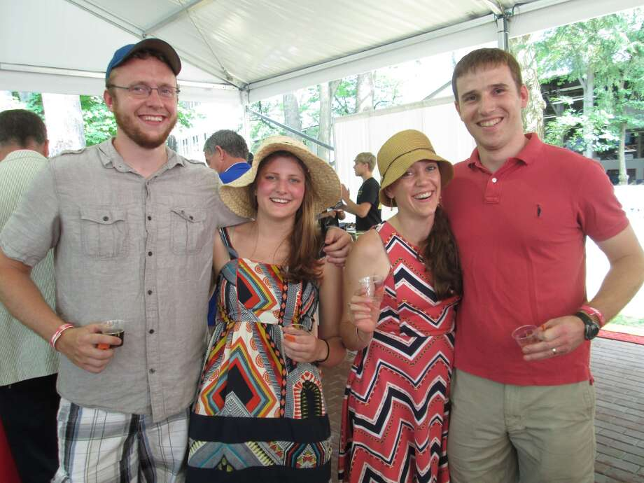 Were you Seen at Taste NY: Craft Beer and Cider at the Saratoga Race Course in Saratoga Springs on Friday, Aug. 1, 2014? Photo: Lauren Lasky