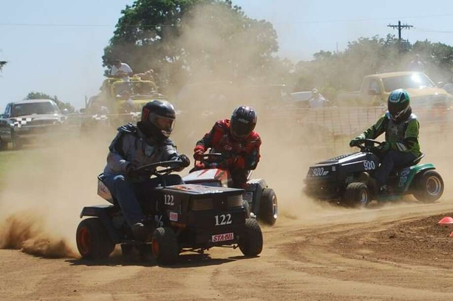 Contrary to what one might think, lawn mower racing is quite serious and competitive.The U. S. Lawn Mower Racing Association lays down the rules for six classes to race in. According to the USLMRA, the classes and their rules are... Photo: Courtesy/Lone Star Mower Racing Association