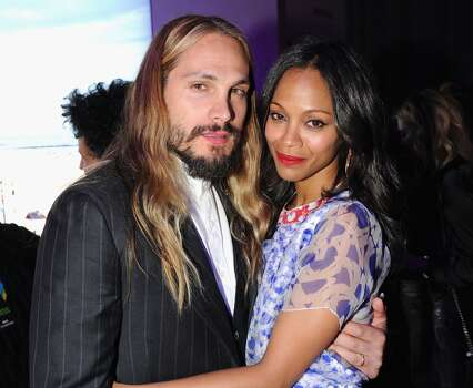 Zoe Saldana and  husband Marco Perego are reportedly expecting twins.