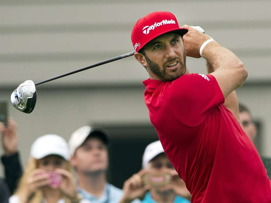 The PGA Tour refuted a report by Golf.com that Dustin Johnson was suspended for cocaine use. Photo: Ryan Remiorz, Associated Press