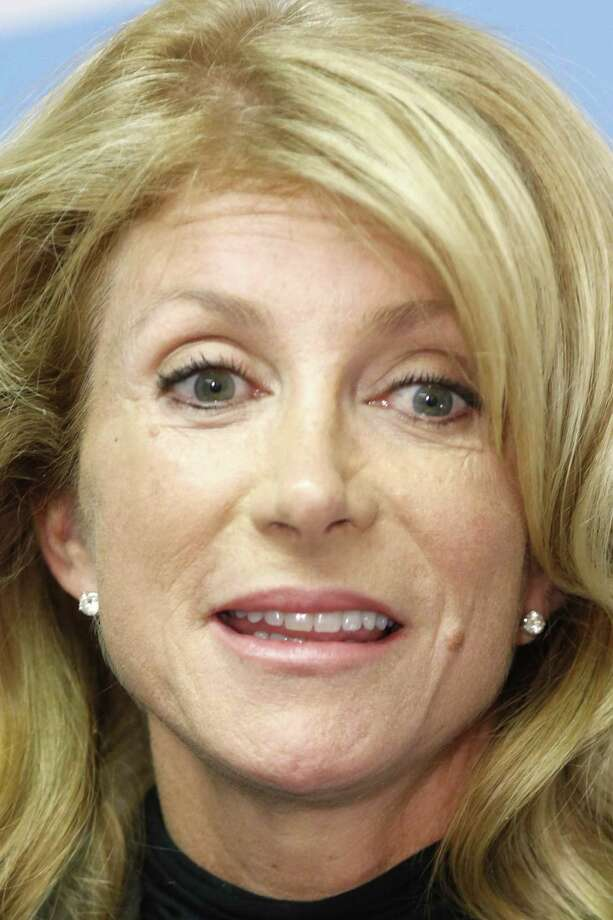 State Sen. Wendy Davis is the Democratic nominee for governor of Texas. / Fort Worth Star-Telegram