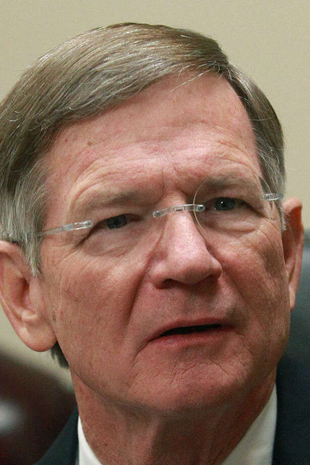 Rep. Lamar Smith, R-San Antonio, represents the 21st Congressional District. / ©San Antonio Express-News/Photo may be sold to the public