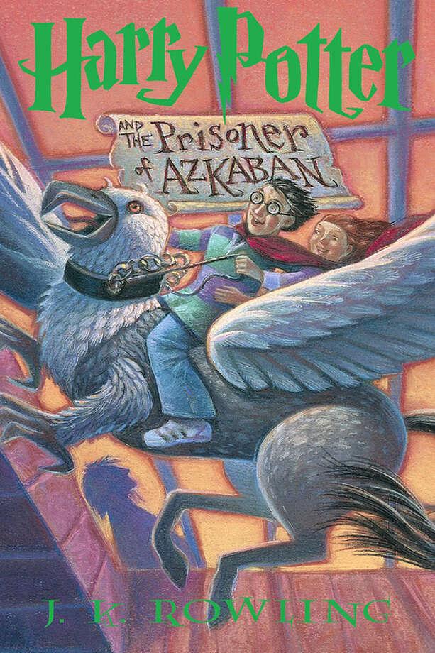 Harry Potter and the Prisoner of Azkaban (original) Photo: Bloomsbury, Scholastic
