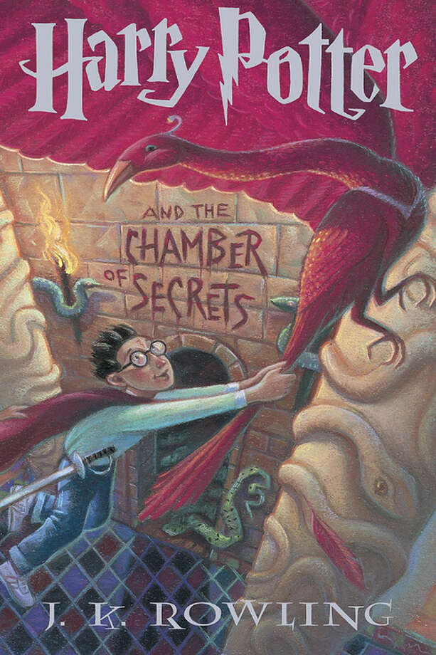 Harry Potter and the Chamber of Secrets (original) Photo: Bloomsbury, Scholastic