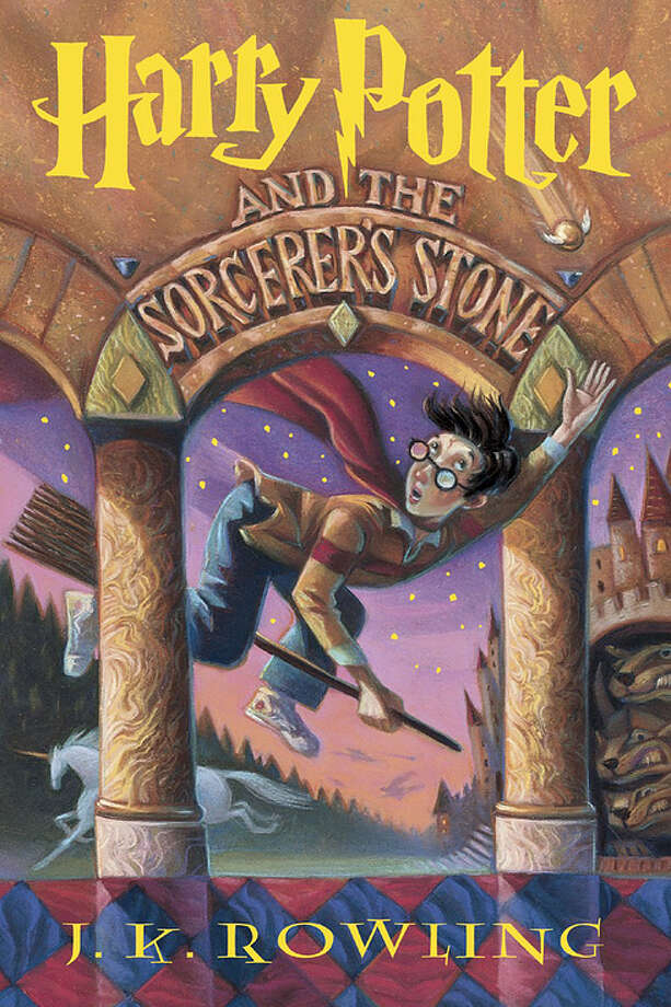 Harry Potter and the Sorcerer's Stone (original) Photo: Bloomsbury,  Scholastic