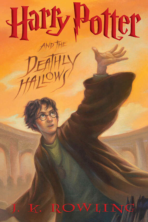 Harry Potter and the Deathly Hallows (original) Photo: Bloomsbury, Scholastic