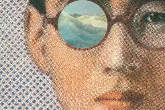 "Horizontal image from ""Kafka on the Shore,"" by Haruki Murakami."