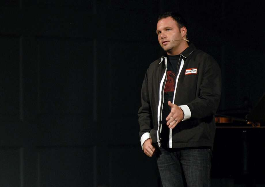 "Ex-Mars Hill Church senior pastor Mark Driscoll.  The Seattle-based megachurch imploded in 2014 after multiple misconduct allegations were made against Driscoll.  Driscoll is launching a new church in Arizona, which will hold its first ""gathering"" on Easter Sunday. Photo: Anonymous, ASSOCIATED PRESS"