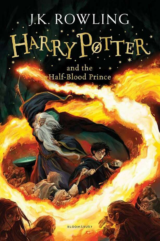 Harry Potter and the Half-Blood Prince (new) Photo: Bloomsbury