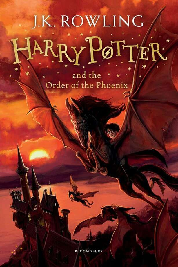 Harry Potter and the Order of the Phoenix (new) Photo: Bloomsbury