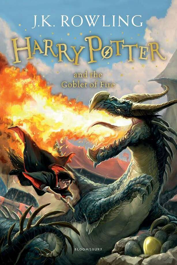 Harry Potter and the Goblet of Fire (new) Photo: Bloomsbury