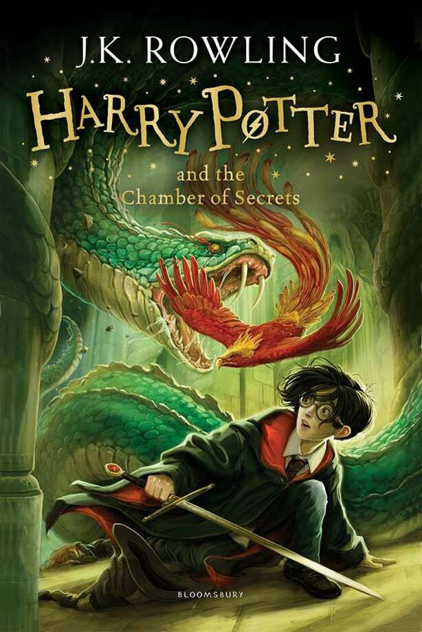 Harry Potter and the Chamber of Secrets (new) Photo: Bloomsbury