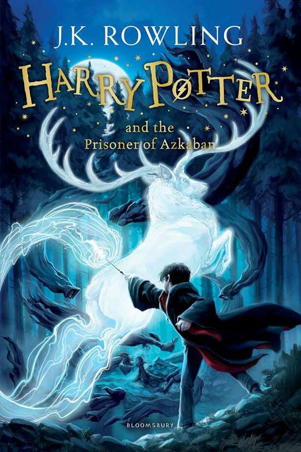 Harry Potter and the Prisoner of Azkaban (new) Photo: Bloomsbury