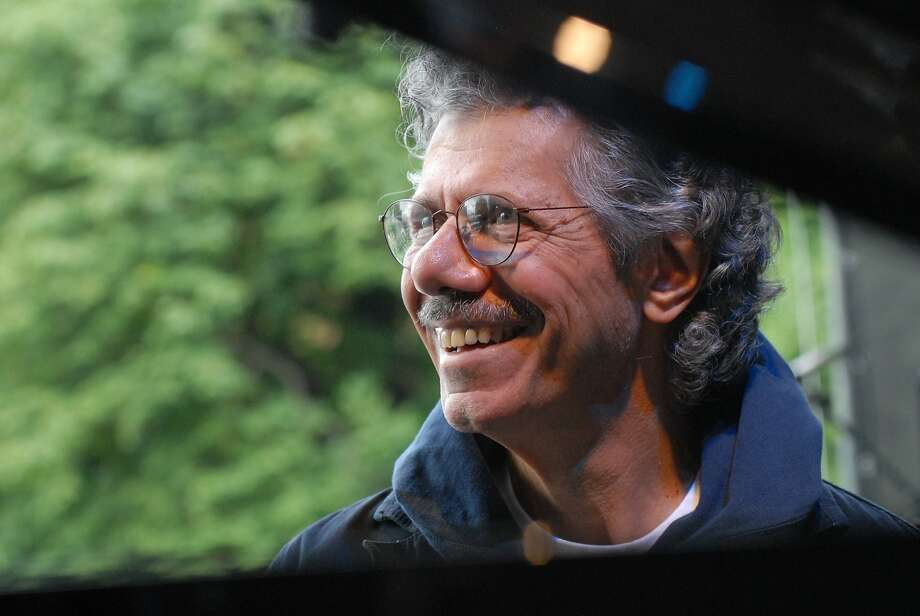 "Corea05 jpeg 1: The celebrated pianist Chick Corea, who released her first solo recording, ""Piano Improvisations,"" in 1971, performs some of his classic tunes and other composer's music when he performs solo at  Stanford's  Bing Hall on Saturday night. Courtesy Chick Corea. Photo: Courtesy Chick Corea."