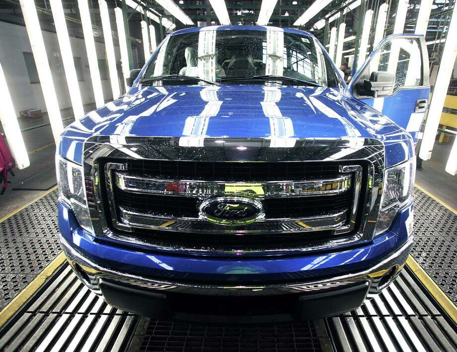 Last year, pickup sales — led by the Ford F-150, the best-selling vehicle in the U.S. — hit 2 million, up from 1.1 million in 2009. Photo: Bill Pugliano / Getty Images / 2014 Getty Images