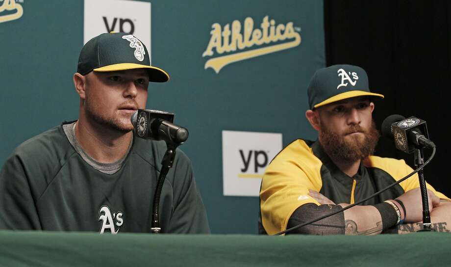 Jon Lester wants to bring a championship to Oakland for the first time since 1989. Photo: George Nikitin, Associated Press