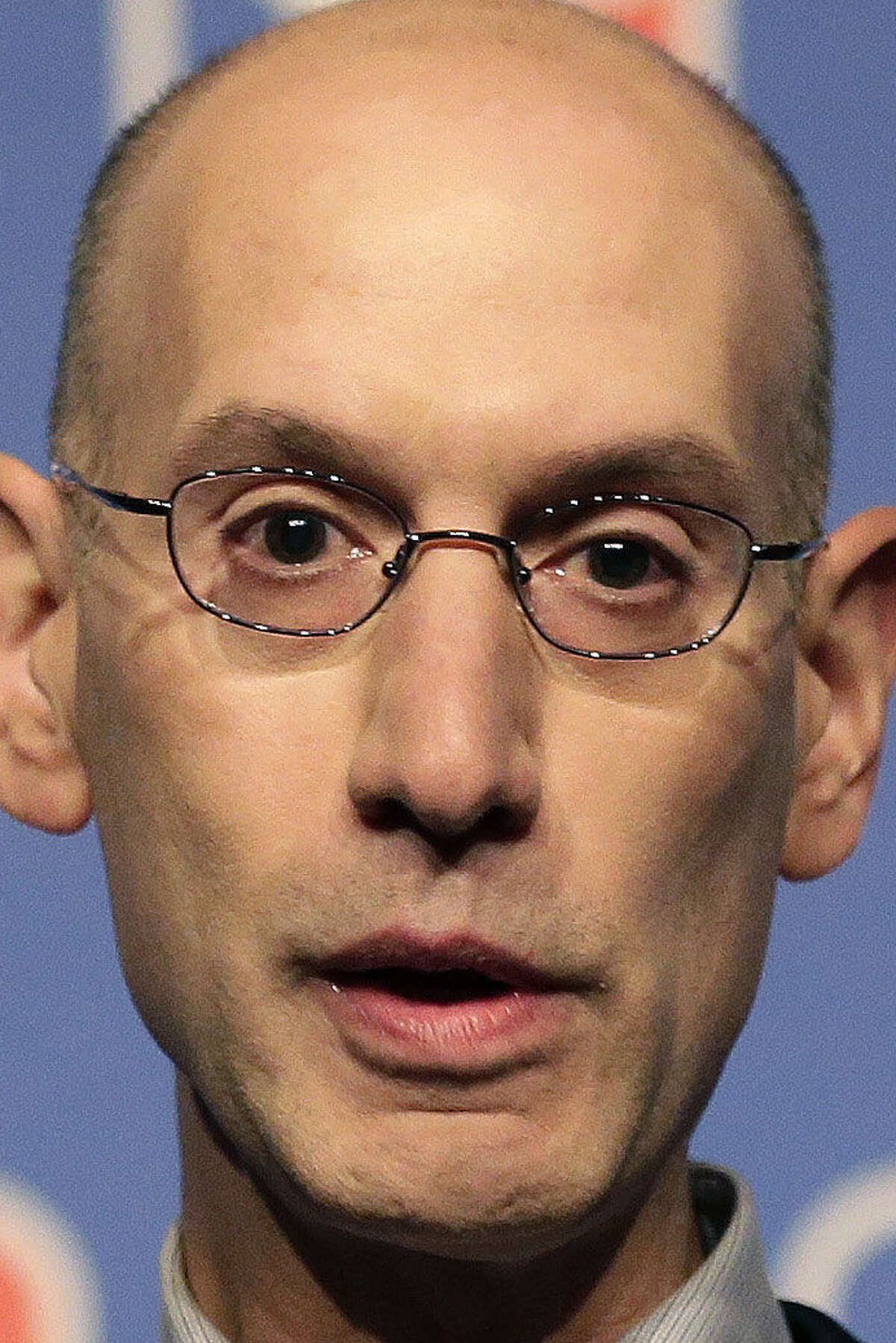 NBA commissioner Adam Silver helped the Spurs with settlement negotiations.