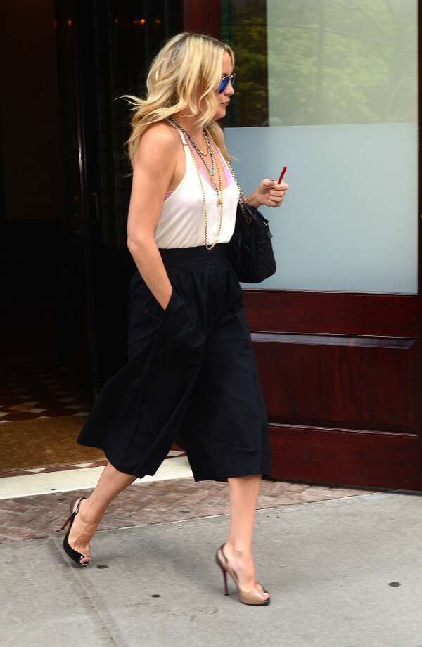 Actress Kate Hudson is seen in Soho  on July 22, 2014 in New York City. Photo: Raymond Hall, GC Images