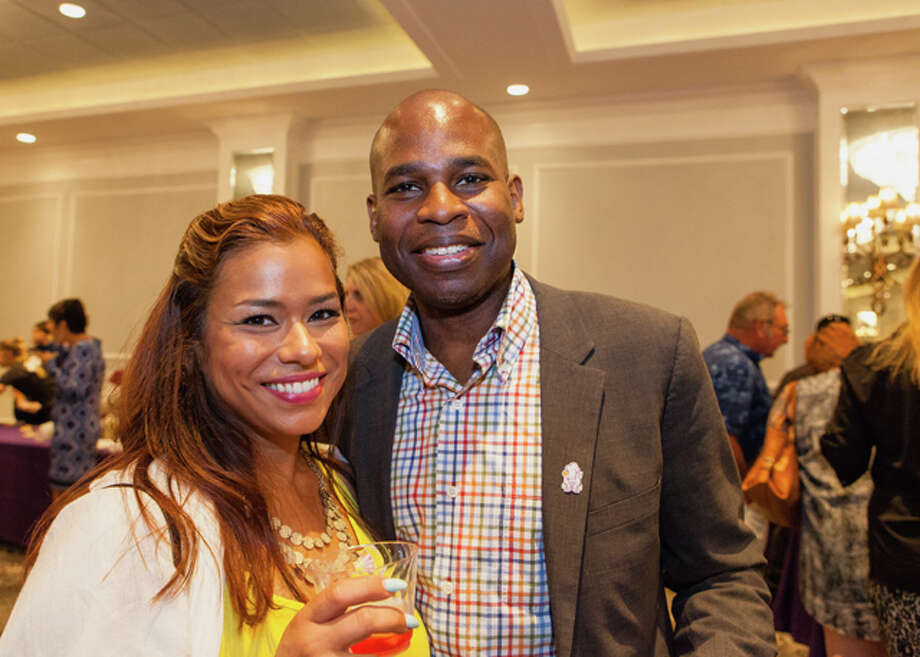 """Were you Seen at the Chef's Challenge, a benefit for Big Brothers Big Sisters of the Capital Region, held at Excelsior Springs in Saratoga Springs on Thursday, July 31, 2014? Photo: Photographer: Pilar Arthur-Snead Pilar Arthur-Snead & Photographic Expressions Studio & Gallery LLC, Pilar Arthur-Snead,  Photographic Expressions Studio & Gallery / Copyright: Pilar Arthur-Snead & Photographic Expressions"