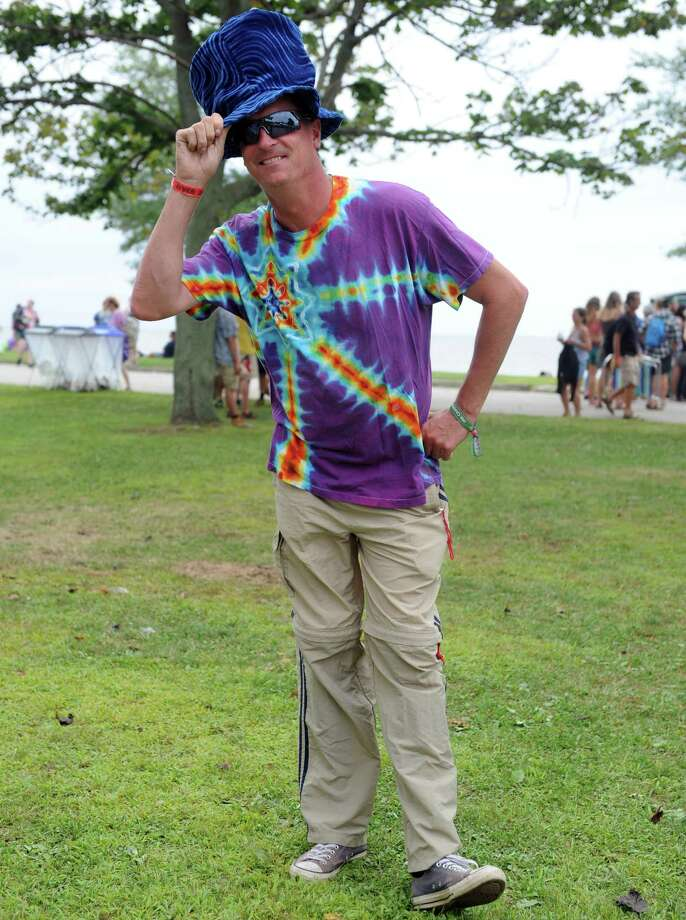 Scenes from the third day of the annual Gathering of the Vibes music festival Saturday, Aug. 2, 2014, at Seaside Park in Bridgeport, Conn. Photo: Autumn Driscoll / Connecticut Post freelance