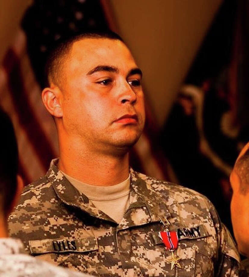 Maj.  Will  Lyles is assigned to 2nd Battalion, 7th Special Forces Group at Egland Air Force Base in Florida. He is receiving rehabilitation at the Center for the Intrepid at Brooke Army Medical Center in San Antonio. He's a father of four. Photo: Courtesy