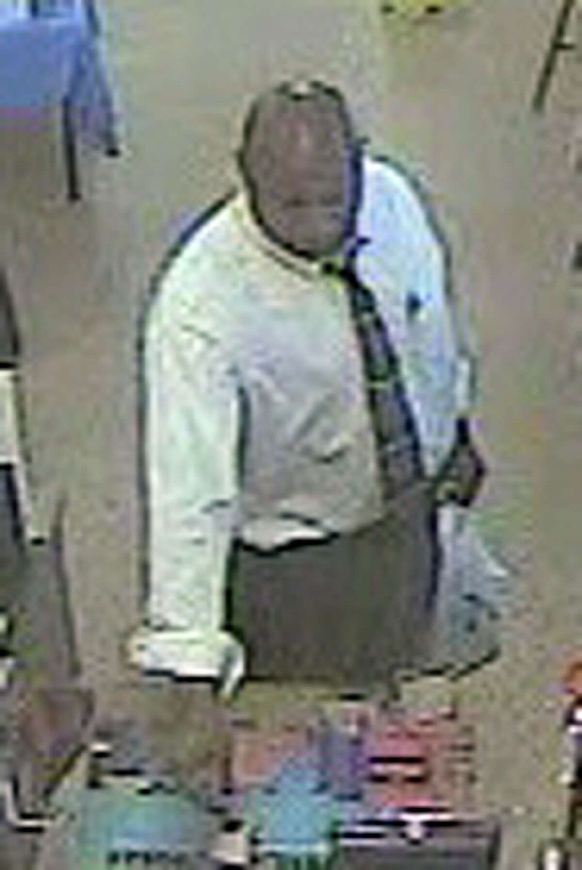 Saratoga County officials released this photo as part of an ID theft investigation (Sheriff's department)