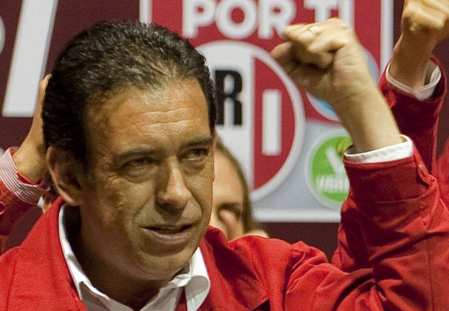 Humberto Moreira / 2011 AFP