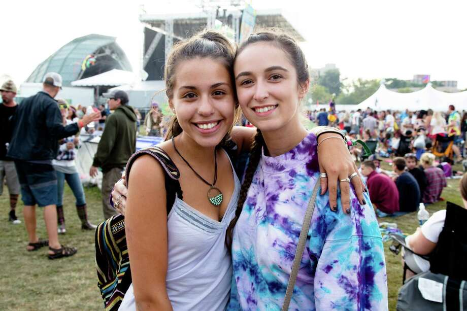Festival goers donned fun, festive, and bohemian outfits at the 2014 Gathering of the Vibes music festival at Seaside Park in Bridgeport.  On Saturday, August 2, fans enjoyed performances from Edward Sharpe and the Magnetic Zeros, Rodrigo y Gabriela, and others.  Were you SEEN on Saturday? Photo: Catherine Conroy Halstead