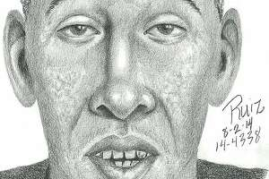 The Palo Alto Police Department released this sketch of a suspect involved with a Aug. 1 indecent exposure incident at the Seale Park in Palo Alto.