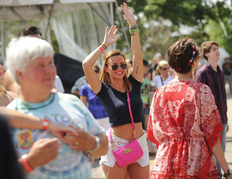 The 19th annual Gathering of the Vibes Musical Festival at Seaside Park in Bridgeport, Conn. on Sunday, August 3, 2014. Photo: Brian A. Pounds / Connecticut Post freelance