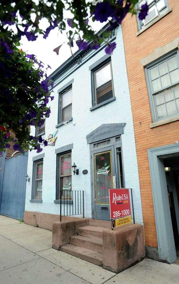 House for sale at 273 Lark St. Monday, July 28, 2014 in Albany, N.Y. (Lori Van Buren / Times Union) Photo: Lori Van Buren / 00027964A
