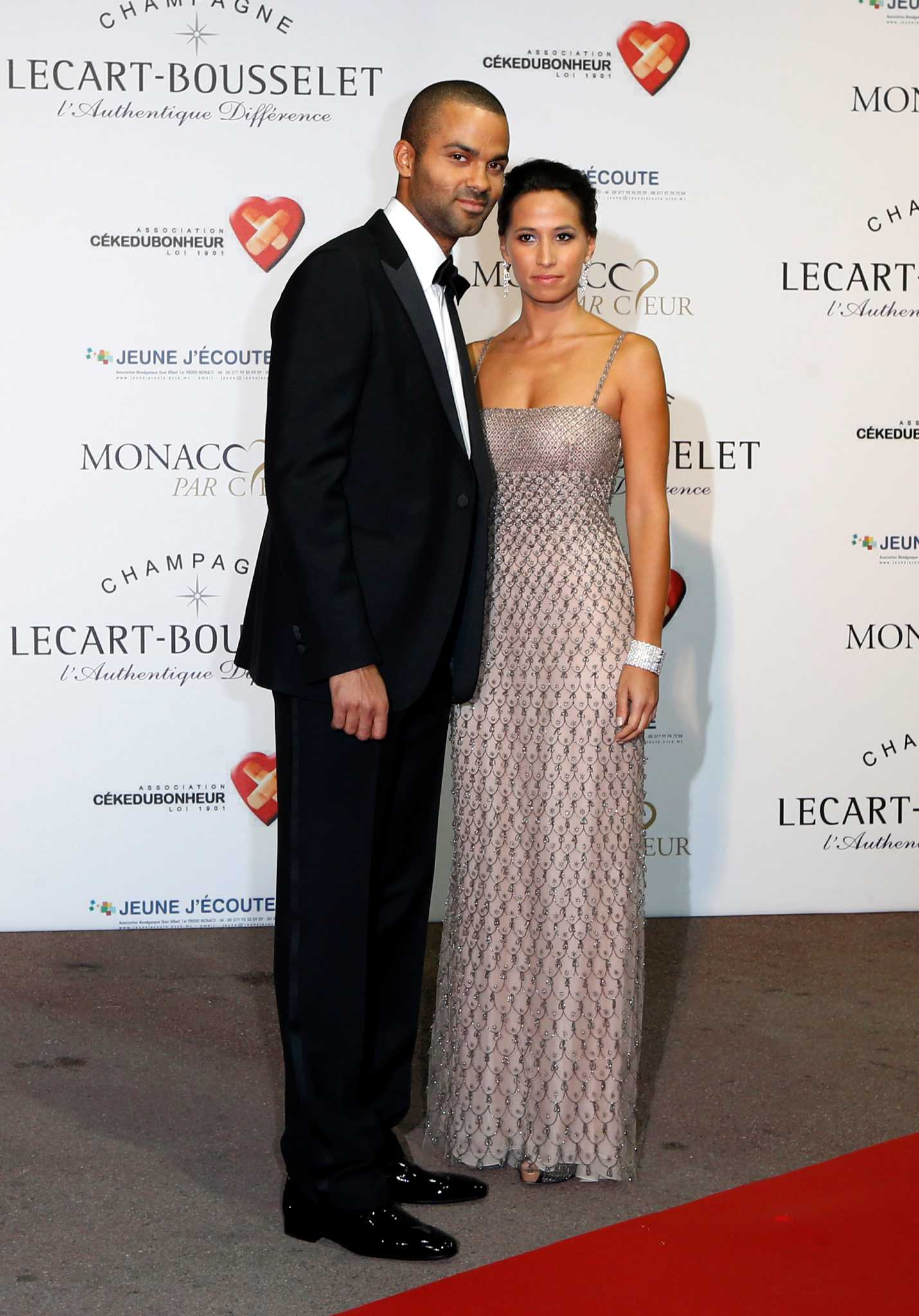 Spurs Tony Parker Wife Welcome Second Baby Boy San