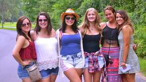 Were you Seen at the Rascal Flatts concert with Sheryl Crow and Gloriana at SPAC in Saratoga Springs on Sunday, August 3, 2014?