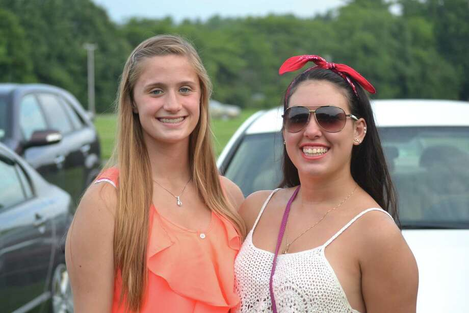 Were you Seen at the Rascal Flatts concert with Sheryl Crow and Gloriana at SPAC in Saratoga Springs on Sunday, August 3, 2014? Photo: Caroline Grondahl