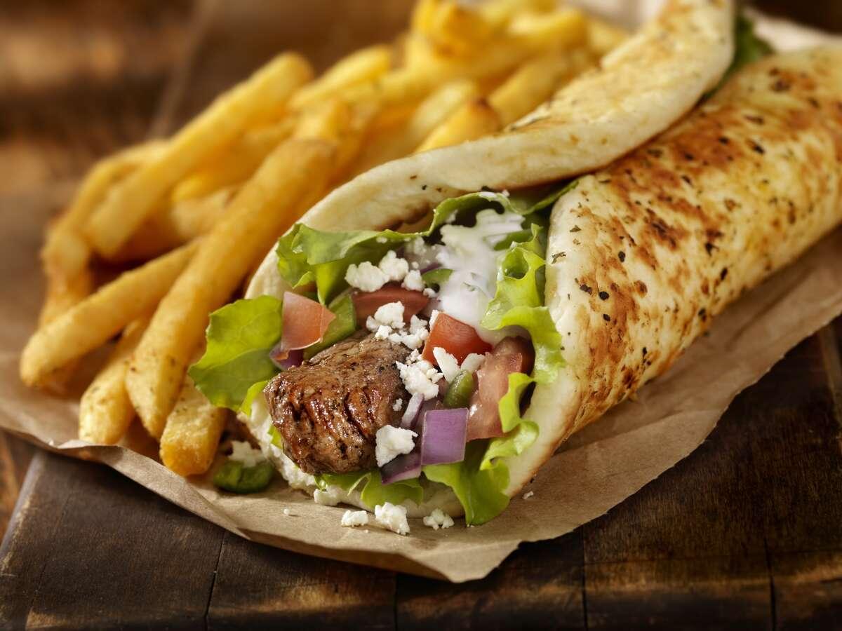 "Ekko's Greek Deli (no photo available)Address: 5216 Richmond Avenue in HoustonPhone: (713) 622-2625Website: ekkosdeli.com""Ekko's Greek Deli!"" -Jessie Hernandez ""Another vote for Ekko's Greek American Deli! Good food and friendly people."" -Julie Nguyen"