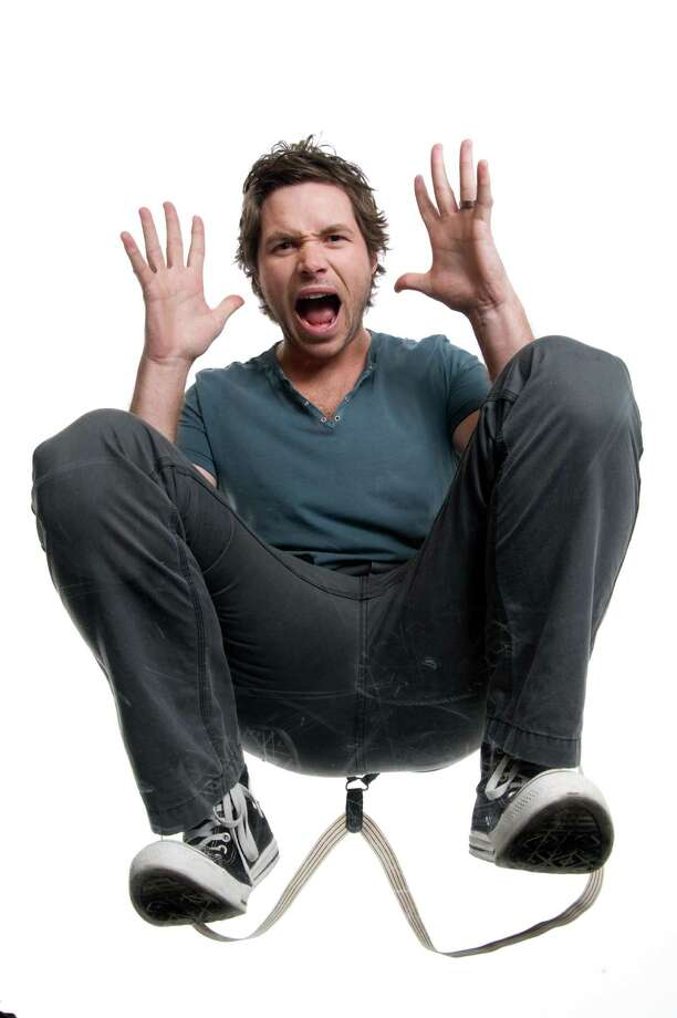 American Idol contestant Michael Johns poses for a Top 10 Gallery portrait, March 25, 2008 in Los Angeles, California. Photo: M Becker/American Idol 2008, Getty Images For FOX / 2008 Fox