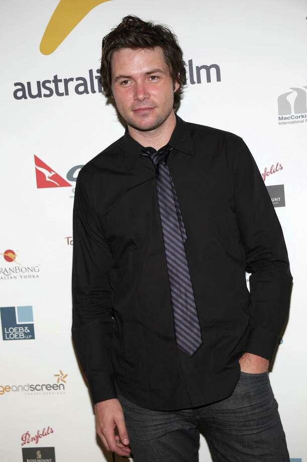 "American Idol contestant Michael Johns arrives at the Australians In Film 2008 ""Breakthrough Awards"" held at the Avalon Hotel on June 5, 2008 in Los Angeles, California. Photo: Frederick M. Brown, Getty Images / 2008 Getty Images"